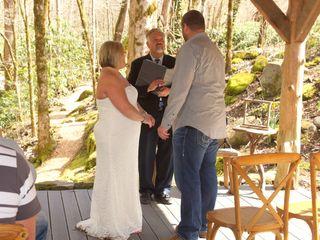 Gatlinburg Wedding Minister 3