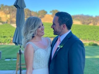 Stevi Hanson Wedding Officiant 2