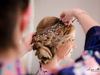 Lili's Weddings Makeup Artist and Hair Styling Group 3