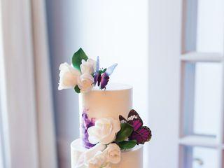 Hanami Cake Design 1