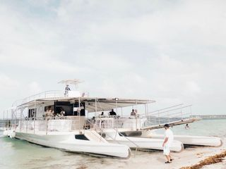Wedding Boat Sanael Punta Cana 5