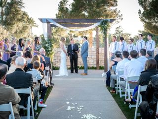 Ocotillo Golf Resort by Wedgewood Weddings 6