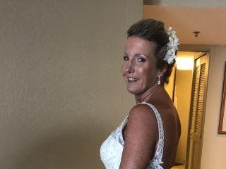 Wedding Hair Maui Style 3
