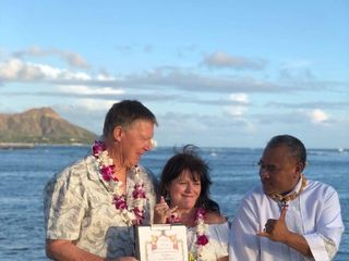Hawaiian Island Weddings 1