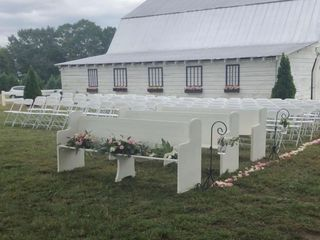Sweet Southern Bliss Weddings & Events 1