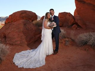 Scenic Las Vegas Weddings and Photography 3
