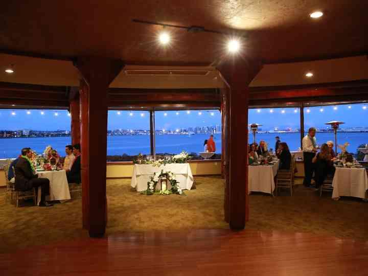 Bali Hai Restaurant Venue San Diego Ca Weddingwire
