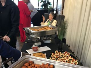 Beka's Catering at The Waterfall Room 7