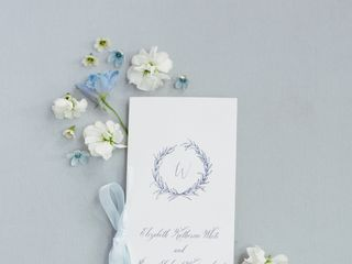 Paper Daisies Stationery 2