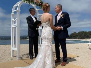 Monterey Bay Wedding Officiants 4