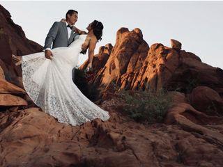 Scenic Las Vegas Weddings and Photography 2