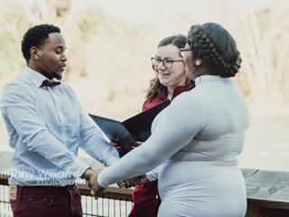 Ashley Moore Walker - Wedding Officiant and Ceremony Designer 1