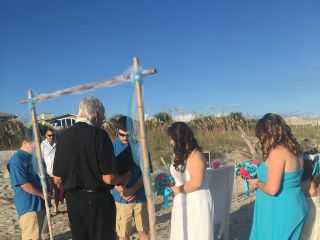 My Tybee Jack Wedding 2