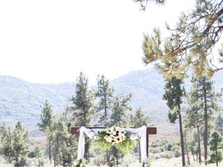 The Wildflower Weddings at Lake Hemet 2