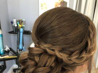 Casa Salon Bridal Hair and Airbrush Makeup 4