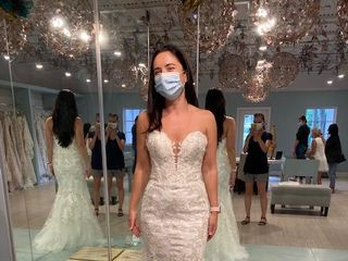 Lauderdale Bride with Gowns to Go 2