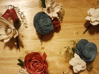 Sola Wood Flowers 4