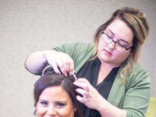 A & A Bridal Hair and Makeup 6
