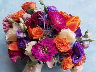 Mokara Floral Design 1
