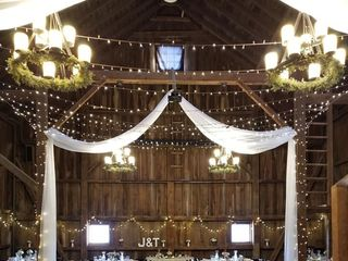 Hoosier Grove Barn 1