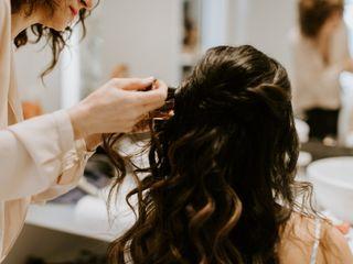 Antigoni Livieratou Make-up & Hair styling 6
