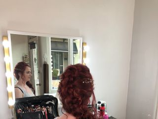 Hair and Makeup by Katye Rose 6