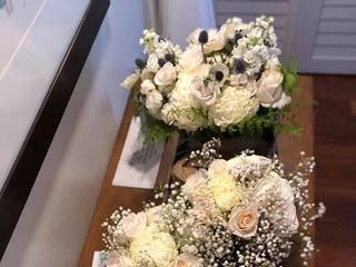Created For You Wedding Flowers 1