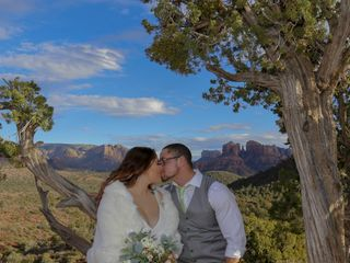 Sedona Elopement Weddings 1