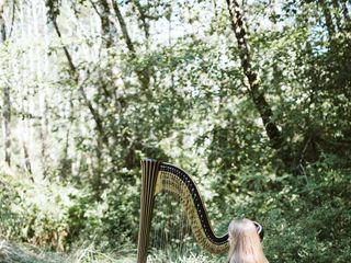 The Solo Harp of Susan W. Haas 1