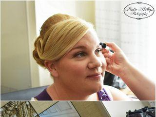 Glitz and Glam Bridal Hair & Makeup Company 6