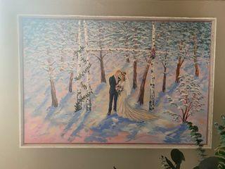 Colorado Wedding Painter 2