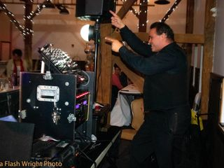 The Dancing DJ - Gil Keough 1