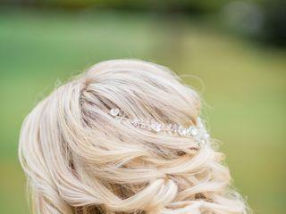 Kellerie Nash Bridal Hair 3
