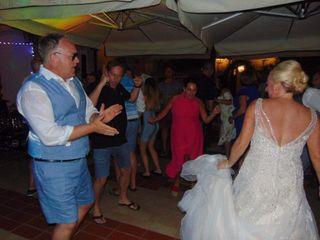 Italy's Irish Wedding Band 2