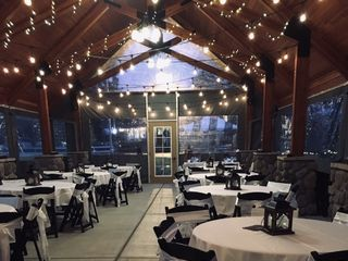 Sah-Hah-Lee Golf Wedding and Events Pavilion 1
