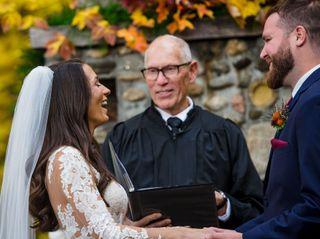 N H Wedding Minister, David Tomkinson 1
