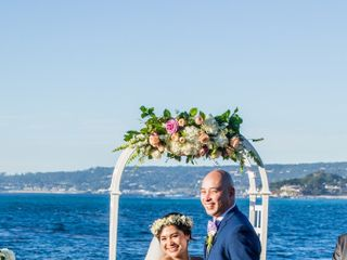 Monterey Bay Wedding Officiants 1