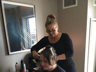 Robin Mckenna Hair and Make-up Artist  5