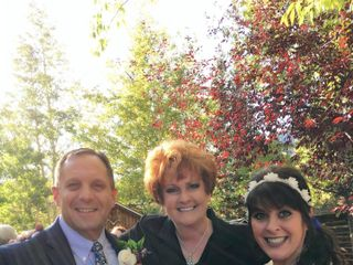 Rocky Mountain Dream Weddings by Julie Wright-Kile, Wedding Officiant 1