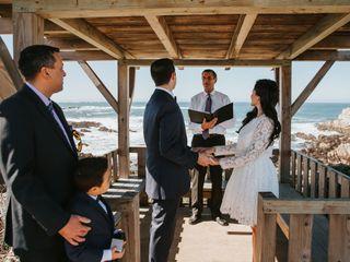 Monterey Bay Wedding Officiants 5