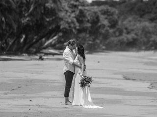 Costa Rica Paradise Wedding 1