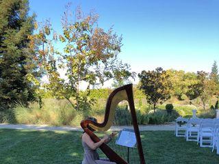 Lauren C. Sharkey, Harpist 2