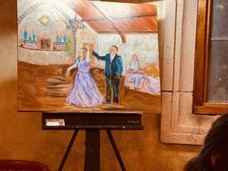 Live Event Painting by Renata 1