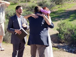 Salerno, The Officiant 6