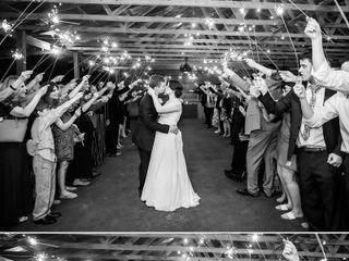 Love Wedding Sparklers 3