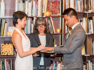 Alice Soloway, Uncommon Wedding Officiant and Celebrant 1