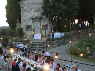 In Tuscany Wedding 1