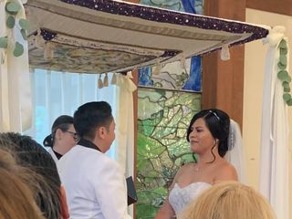 Rev. Mercy - Bilingual Wedding Officiant 4