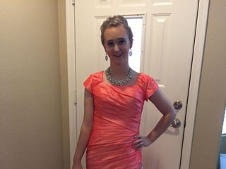 Modest Gown Rental 6