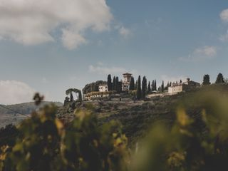 Castello Vicchiomaggio 1